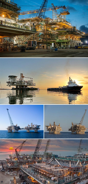 Tekfen Azerbaycan Bakü Şah Deniz projesi