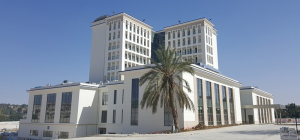 kayı inşaat cezayir constantine otel projesi