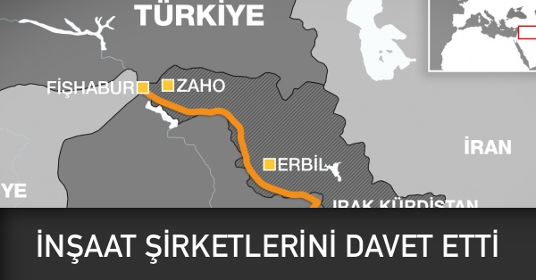 türk inşaat şirketleri ırak
