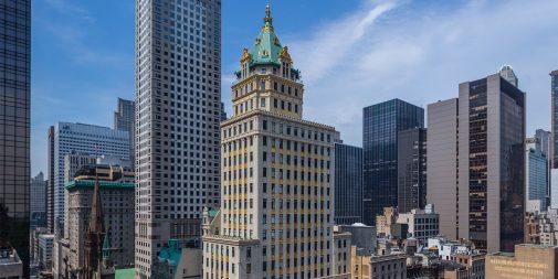 Ant Yapı 401 West projesi New York