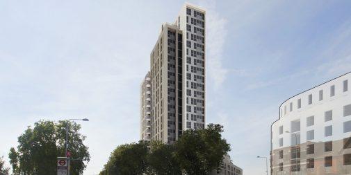 Ant Yapı İngiltere Londra Apex House Projesi