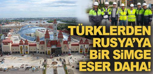 rönesans inşaat rusya moskova projesi